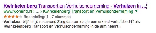 beoordelingen van Kwinkelenberg
